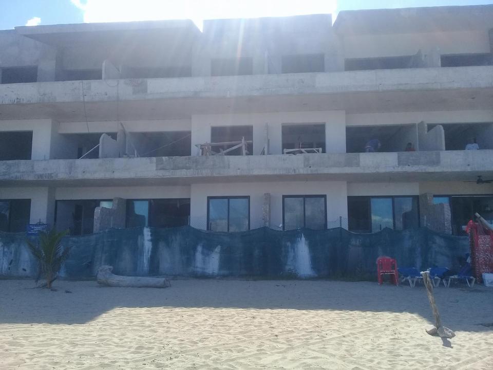 Denuncian activistas de San Pancho  irregularidades en construcción