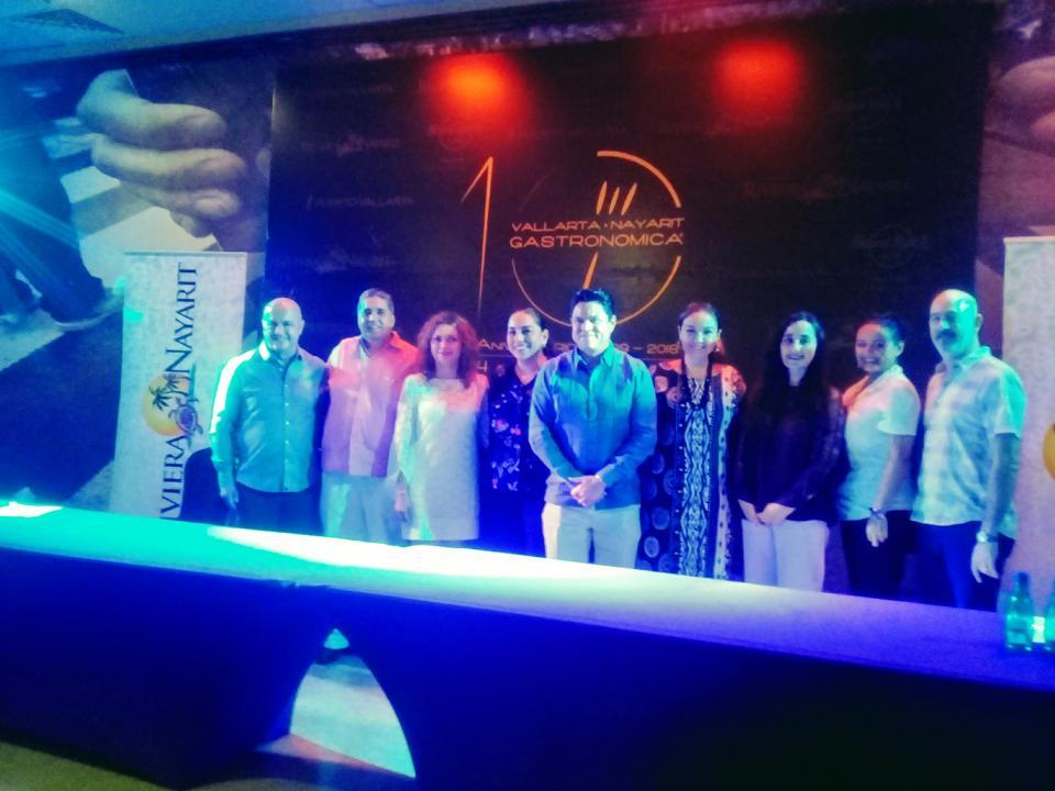 Dejará Vallarta Nayarit gastronómico  buena derrama económica en la región