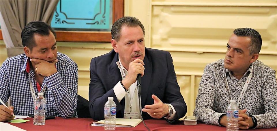 Jaime Cuevas, Co-Presidente de la Red  Nacional de Alcaldes de Pueblos Mágicos