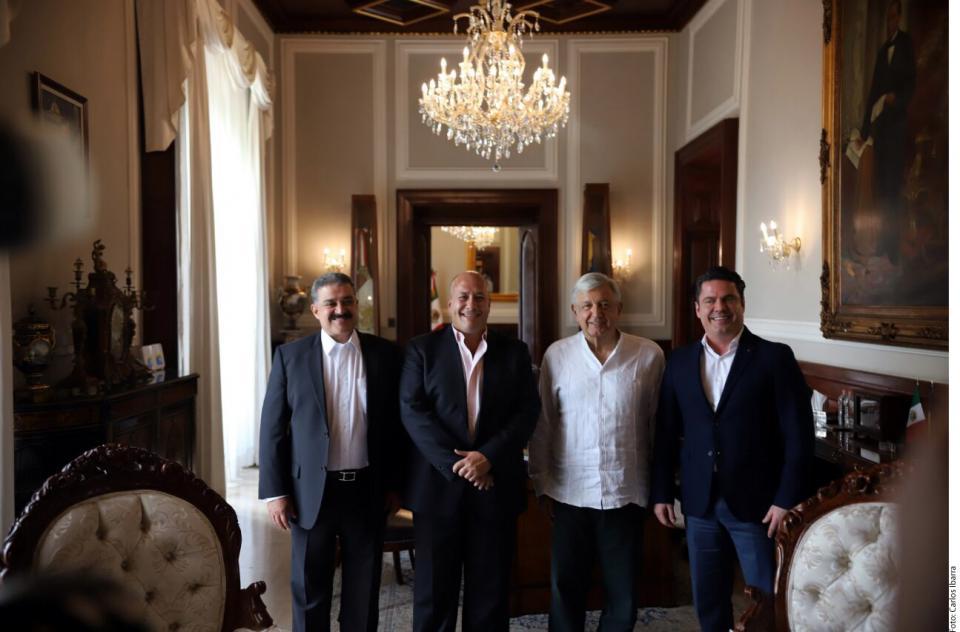 Promete AMLO 21 mil mdp  en programas para Jalisco