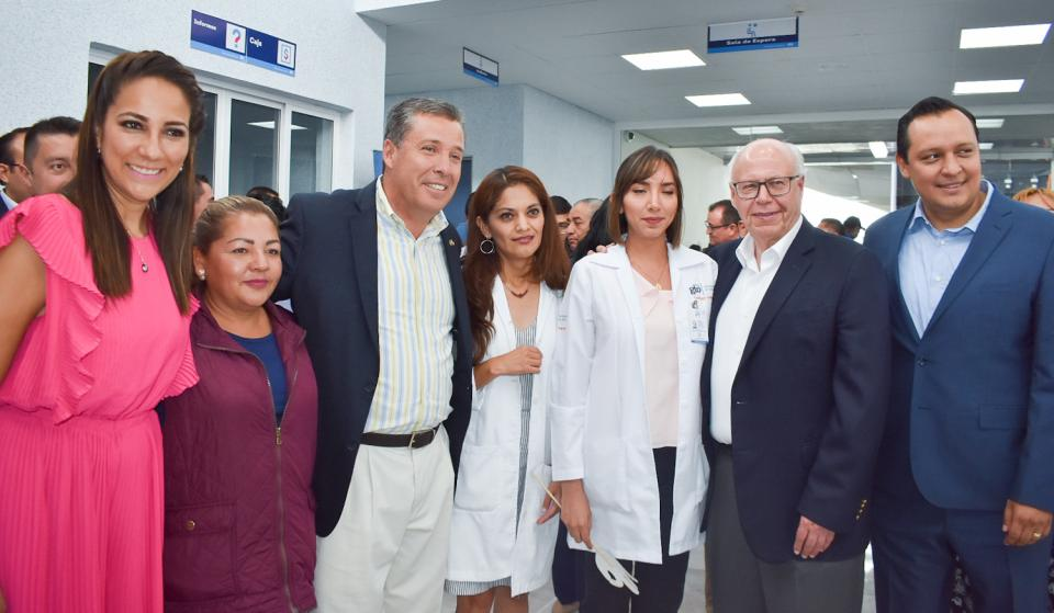 Se invierten más de 131 millones  de pesos en unidad hospitalaria