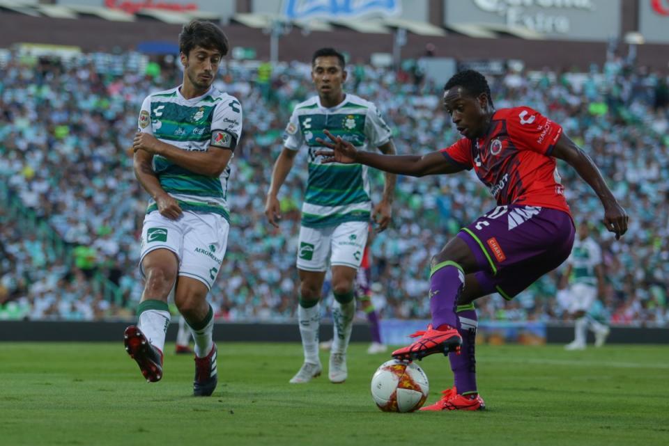 Le sacan a Santos inexplicable empate