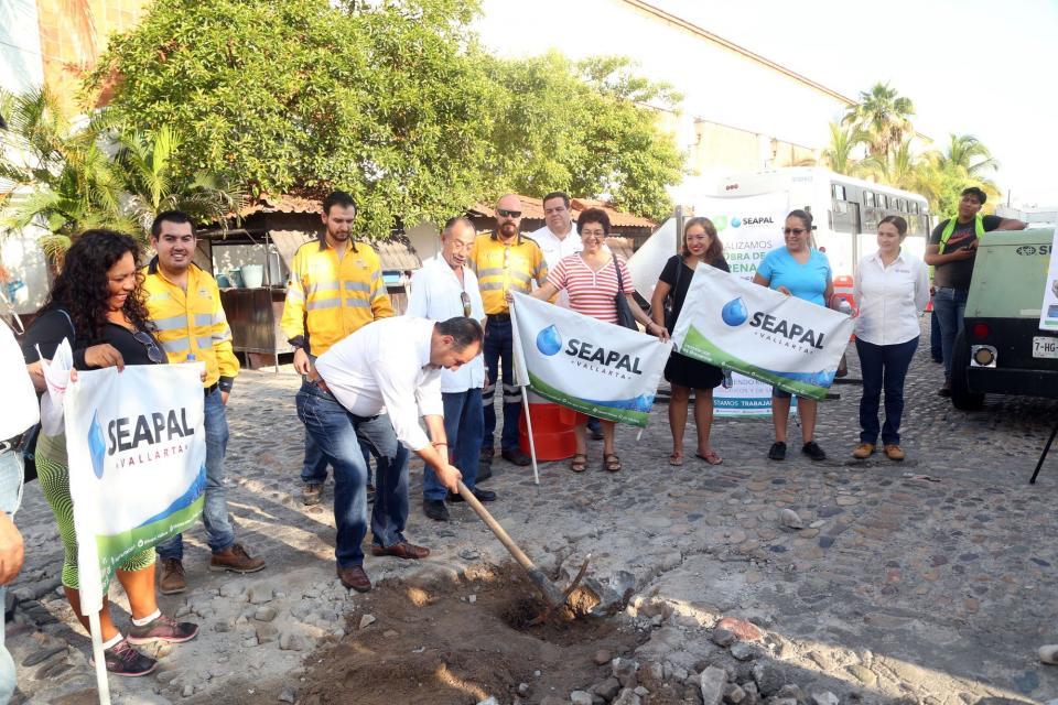 Con inversión de 33.3 millones de pesos Arranca Seapal la sexta etapa de rehabilitación del Colector