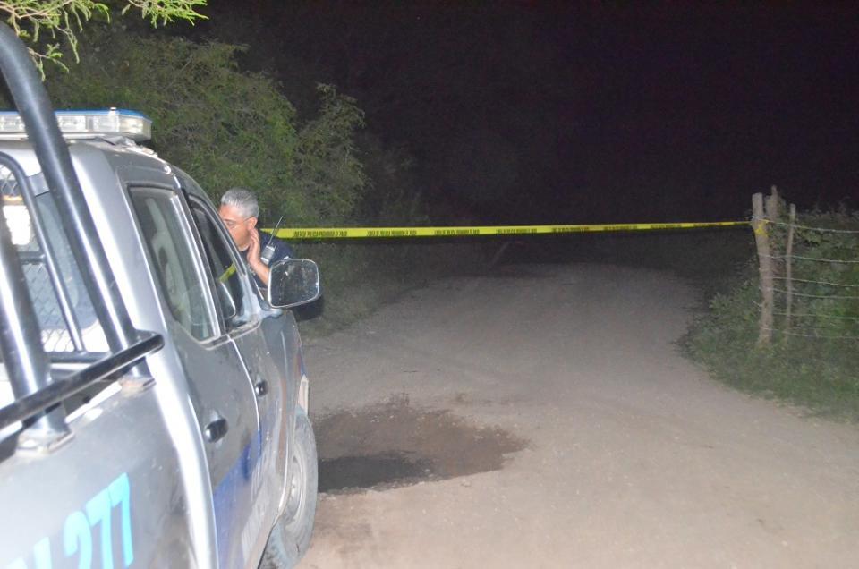 Encuentran Cadáver en brecha de Ixtapa
