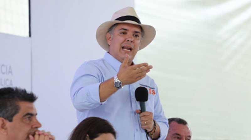 Colombia rechaza participación en atentado contra Maduro en agosto