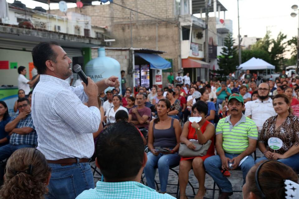 Beneficiarios aseguran que Los Aguamáticos ayudan a la economía familiar