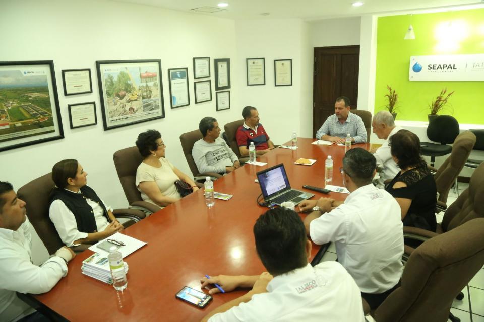 Conforman Comité de Contraloría Social  Seapal hace equipo con vecinos de la colonia 5 de Diciembre