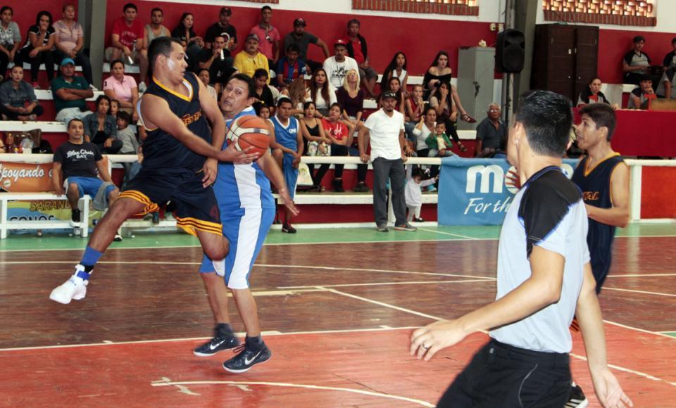 Reanudarán el torneo de basquetbol