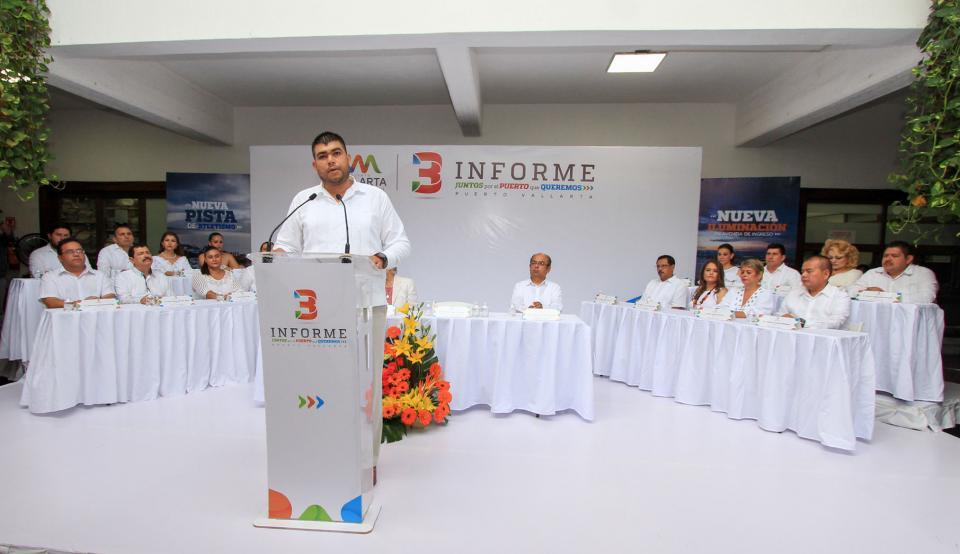 Trabajamos con responsabilidad y orden: Domínguez