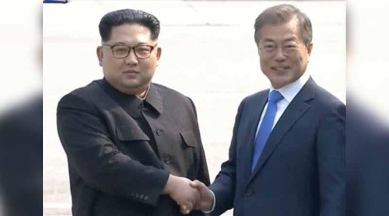 Con dos toneladas de champiñones sella Kim amistad con Moon
