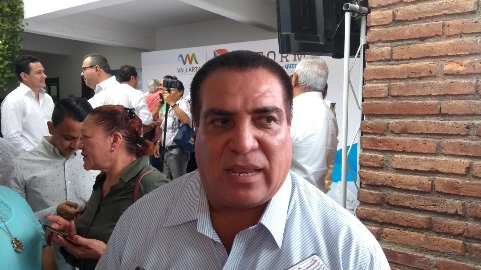 Habrá cambio en direcciones de Puerto Vallarta: Dávalos