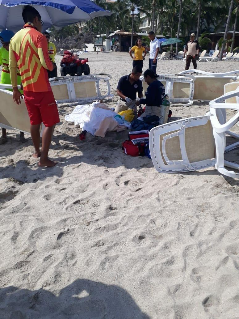 Joven albañil muere ahogado