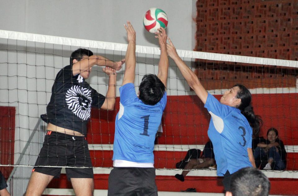 Arranca hoy el voleibol municipal