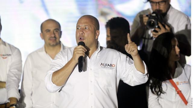 Descarta Enrique Alfaro  imponer al poder Judicial