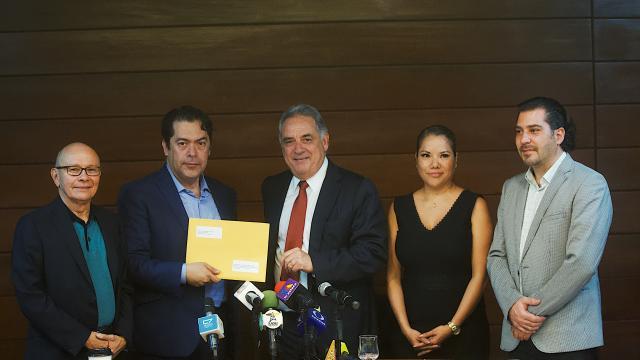 Entrega próximo coordinador de seguridad terna para fiscal general de Jalisco