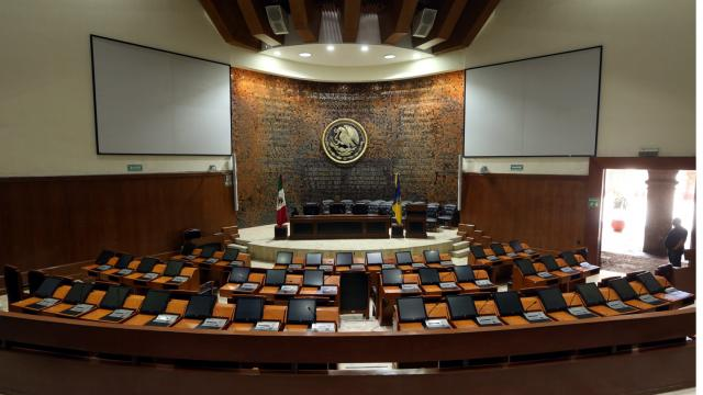 Sale reprobada la pasada  Legislatura en Jalisco