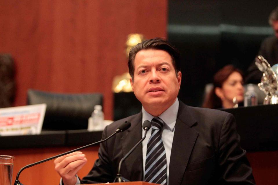 Buscan diputados erradicar  la corrupción: Mario Delgado