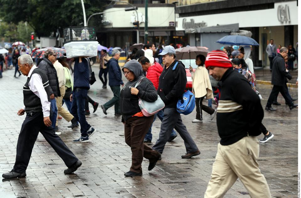 Esperan descenso de temperaturas en Jalisco