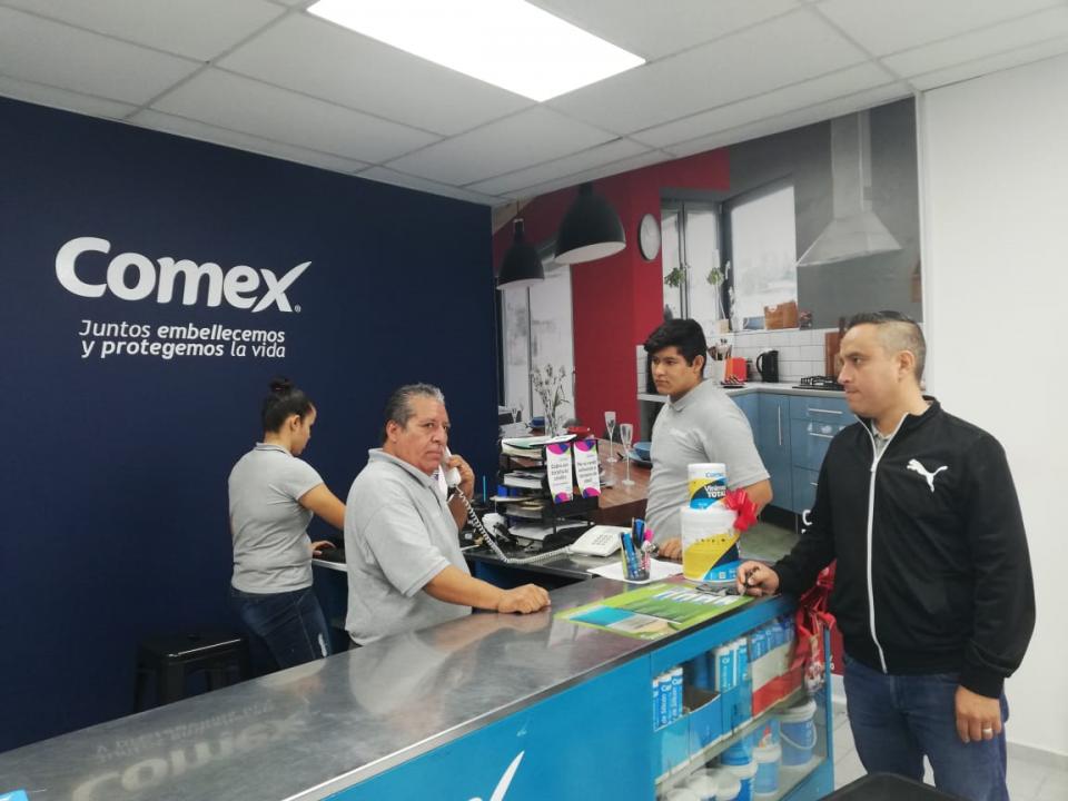 Celebra Comex aniversario con  descuentos en tienda del 20%