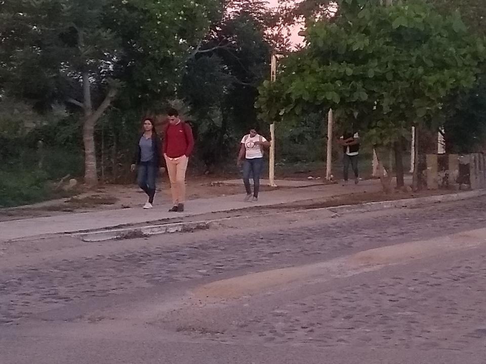 Falla el alumbrado en la avenida Universidad de Guadalajara