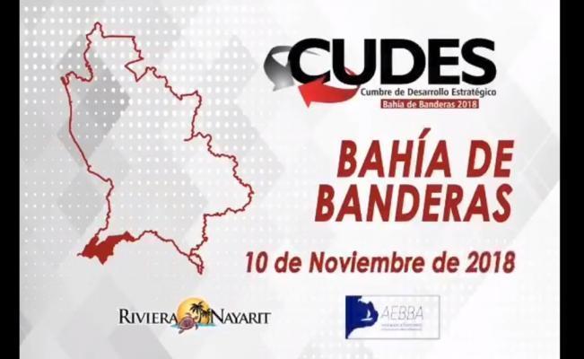 Cumbre de Desarrollo Estratégico para Bahía de Banderas, este 10 de noviembre