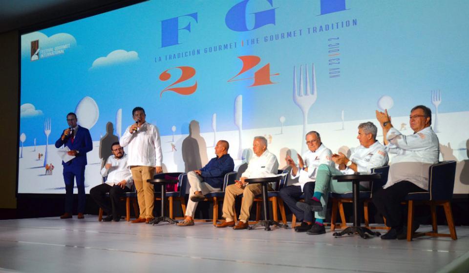 Tiene Riviera Nayarit destacada presencia en Festival Gourmet