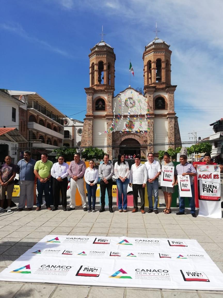 Participan 350 establecimientos comerciales en El Buen Fin: Canaco