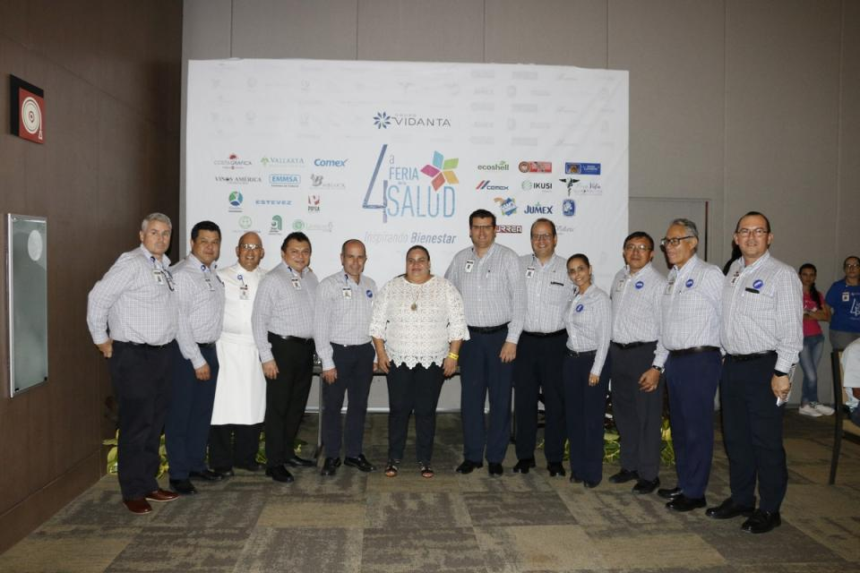 Participa DIF en la 4ª Feria de  la Salud del Grupo Vidanta