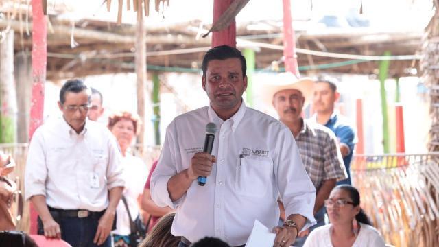 Inicia Gobierno del Estado acciones para reactivar a San Blas