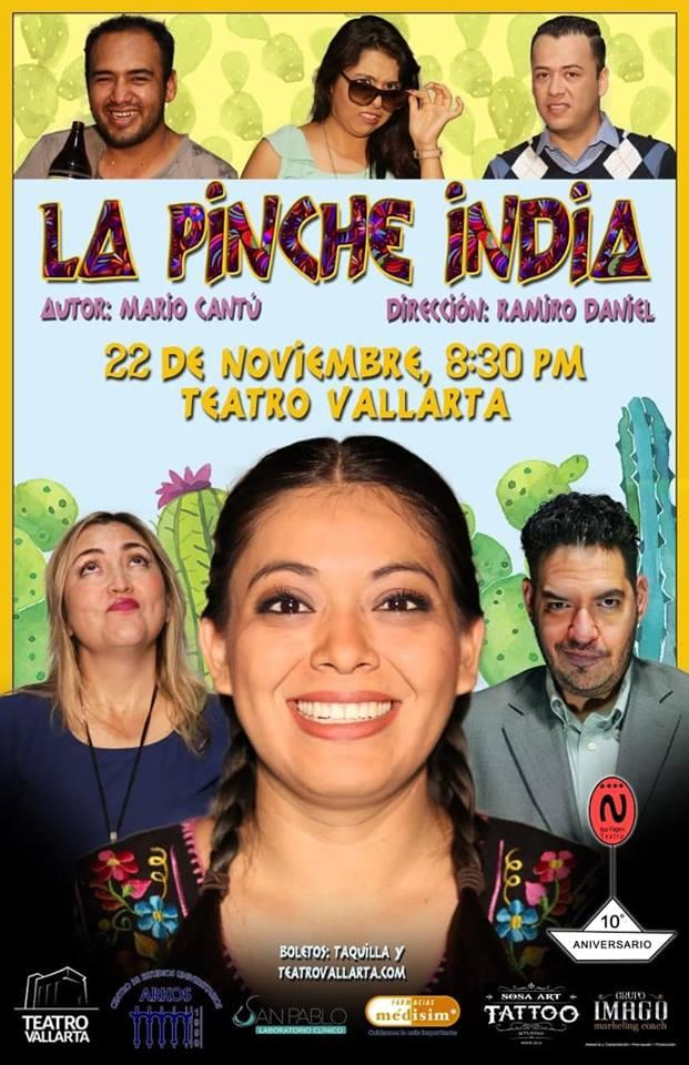Hoy estreno de la obra para celebra 10 años de Boa Viagem