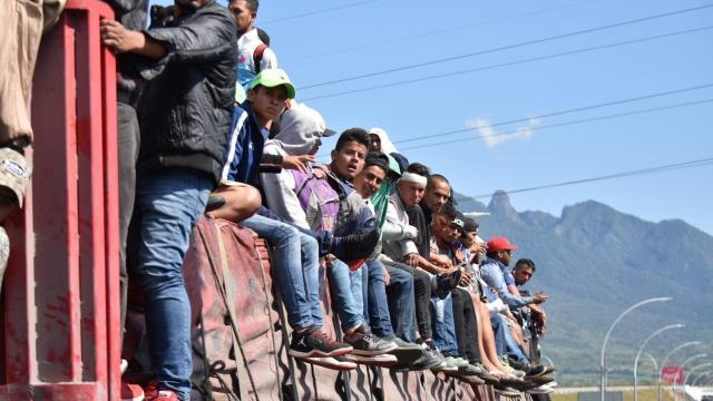 Establecen en Nayarit puestos de auxilio humanitario para migrantes