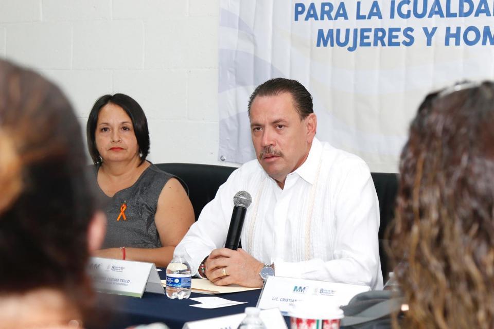Instala Badeba el Sistema Municipal para la Igualdad entre Mujeres y Hombres
