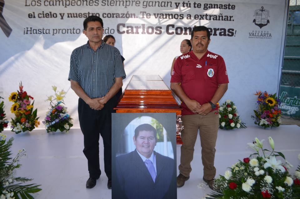 Carlos Arturo Contreras Valdez