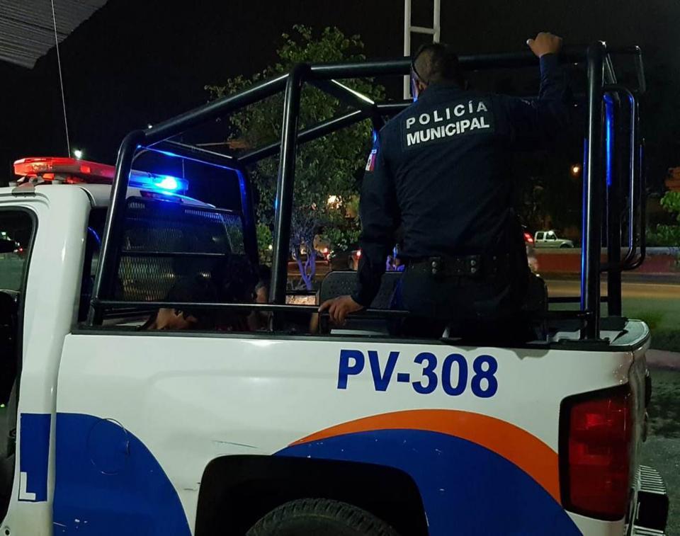 Continúa presencia  policíaca en colonias