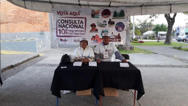 INICIA CON ENTUSIASMO CONSULTA NACIONAL SOBRE PROGRAMAS PRIORITARIOS