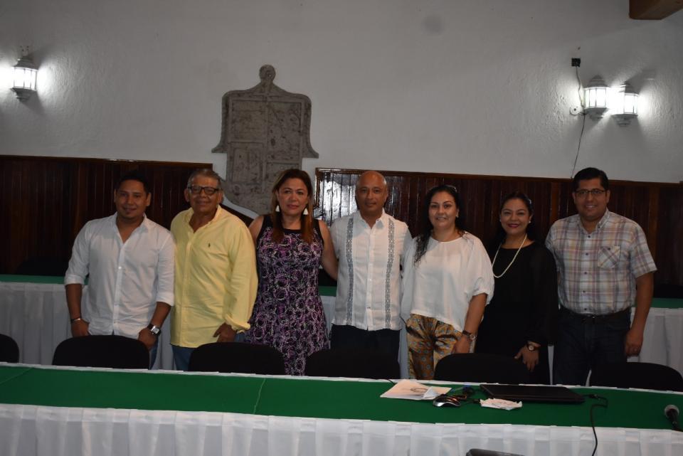 Esta mañana se realizó la reunión de trabajo de la Comisión de Deportes del Ayuntamiento de Puerto Vallarta