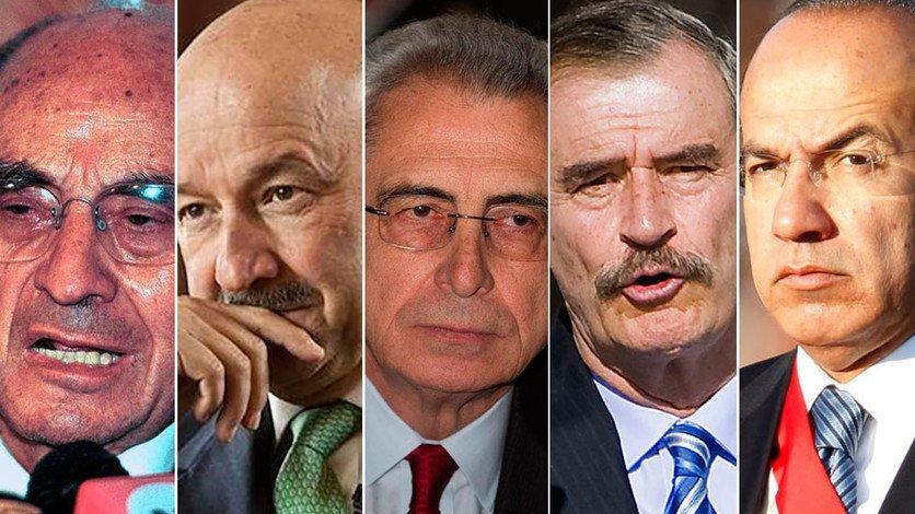 Publican la Ley Federal de Remuneraciones de los Servidores Públicos que elimina pensiones a expresidentes