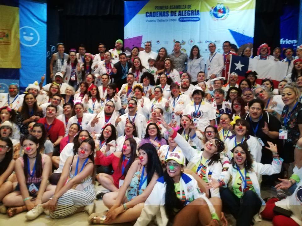 Inauguran en Puerto Vallarta la  Asamblea de Cadenas de Alegría