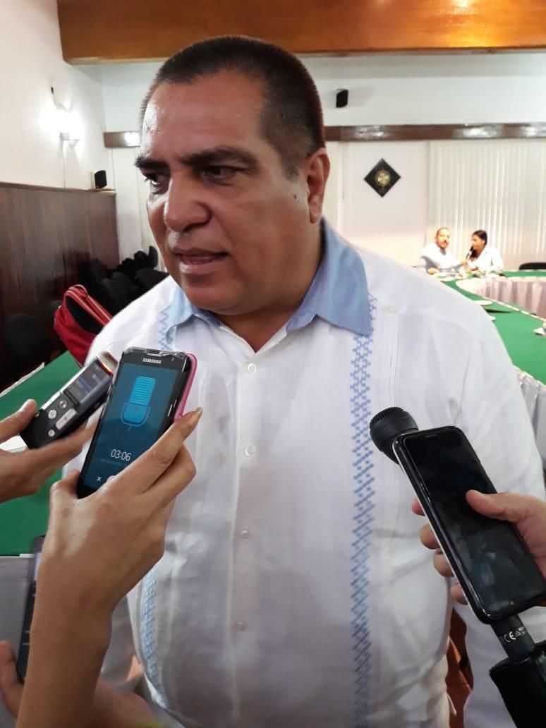 Trabajará municipio en conjunto  con el gobierno federal: ADP