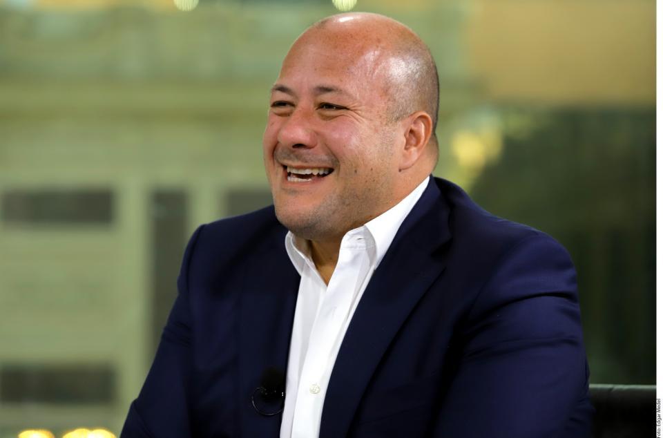 Pide Enrique Alfaro  respeto a soberanía
