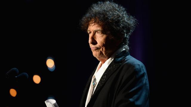 """Esta Navidad, """"Las letras de Bob Dylan"""""""