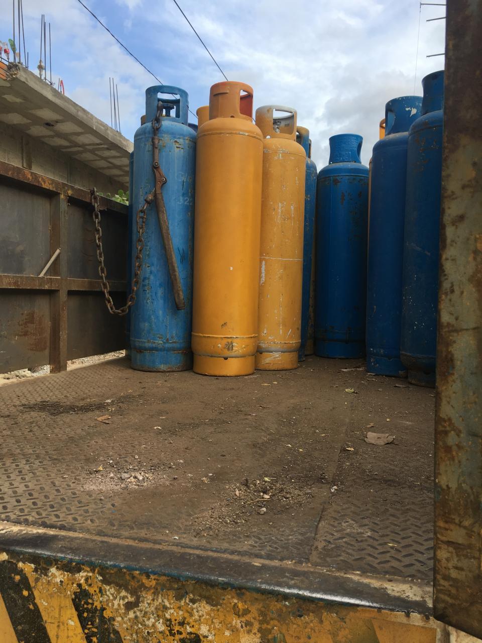 Retiran 66 permisos de distribución de gas LP