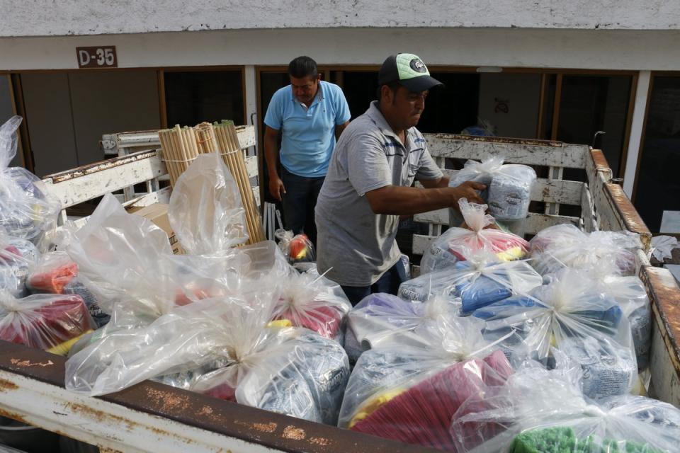 Lleva DIF Puerto Vallarta más  apoyos a familias de Nayarit