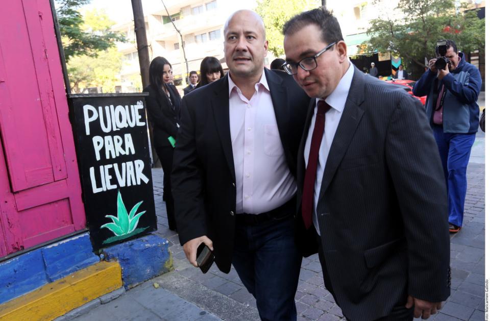 Pide Alfaro austeridad a Magistrados