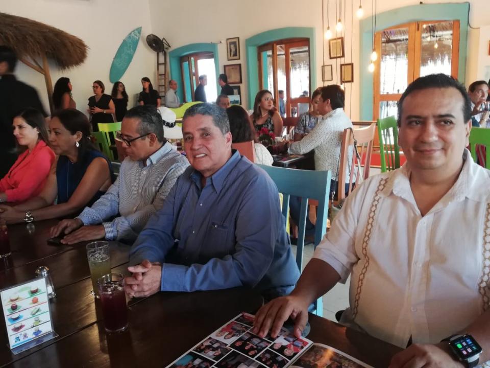 Reconocen trayectoria en el ámbito turístico a Ludwig Estrada
