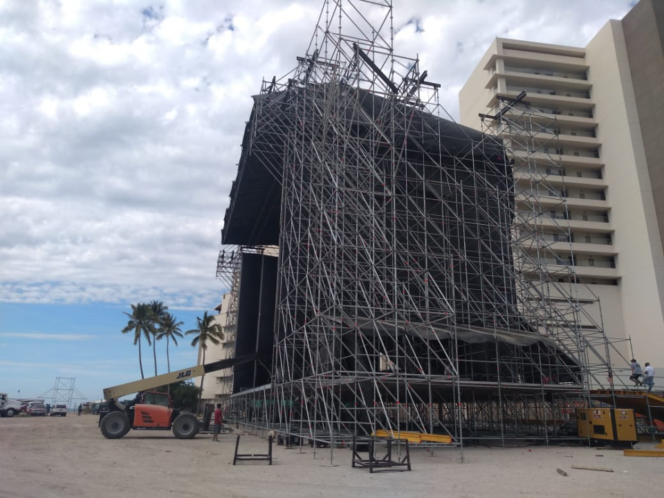El evento de Rammstein en Puerto Vallarta, 100% seguro: PC Municipal