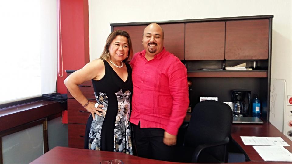 Realiza regidora Laurel Carrillo  recorridos por oficinas de gobierno