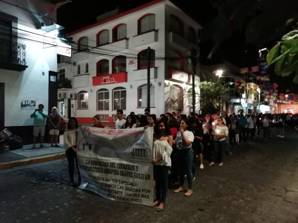 Aumenta el fervor guadalupano en las calles de la ciudad