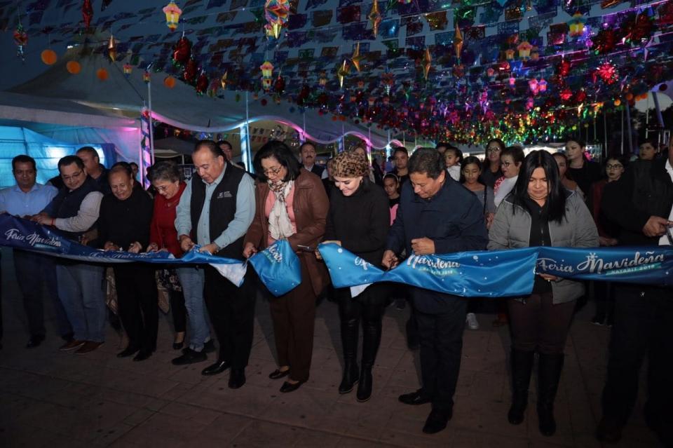 Miles de familias disfrutan de la Feria Navideña Nayarit 2018
