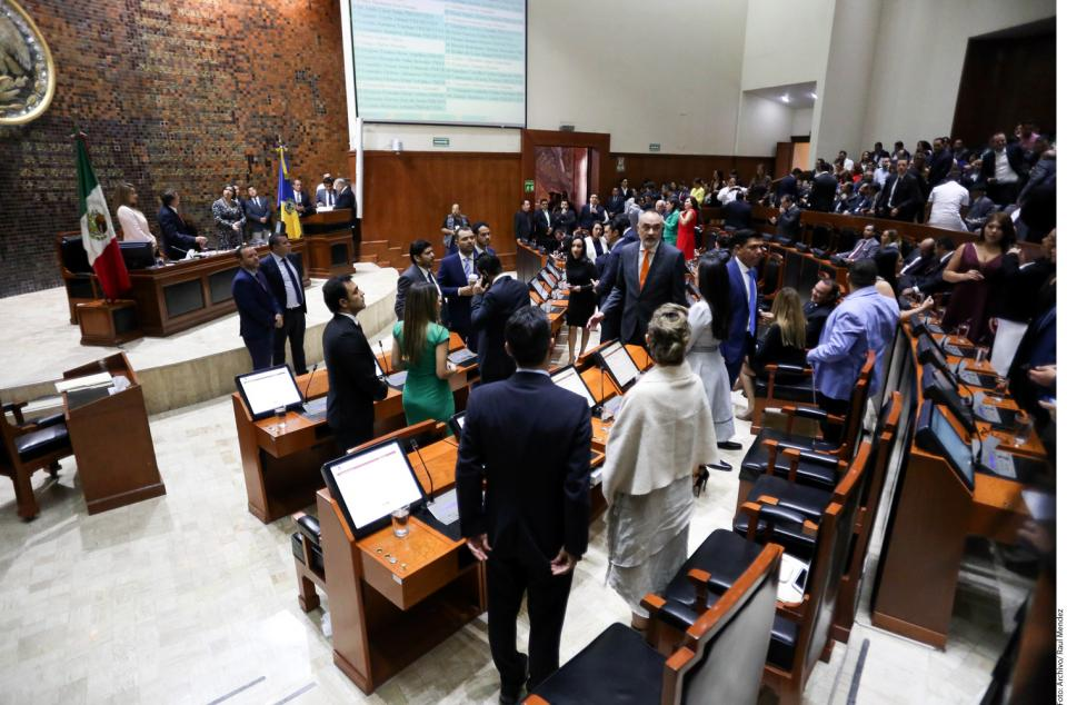 Une a diputados federales  presupuesto para Jalisco